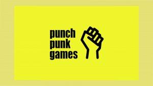 Logo Punch Punk Games